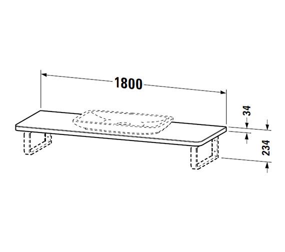 Technical drawing QS-V47391 / PV070CZ8570