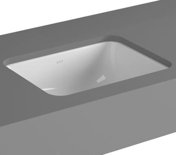 VitrA S20 Commercial Under Counter Square Basin