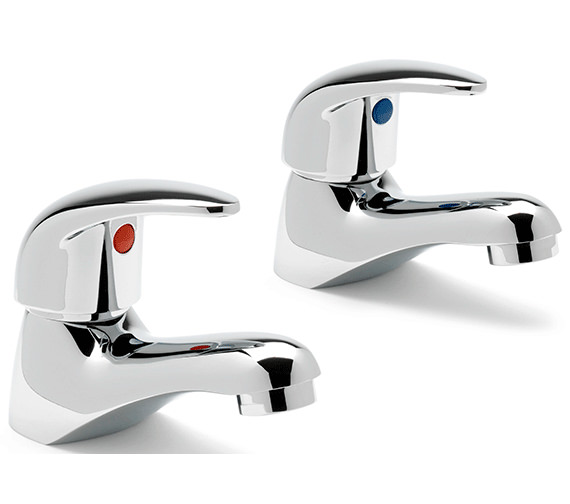 Sagittarius Prestige Pair Of Bath Taps