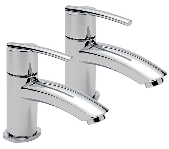 Sagittarius Pure Pair Of Bath Taps