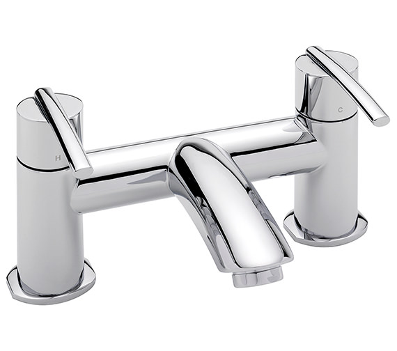 Sagittarius Pure Deck Mounted Bath Filler Tap