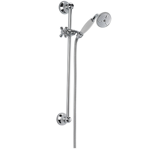 Sagittarius Victoria 1 Mode Shower Slide Rail Kit Chrome
