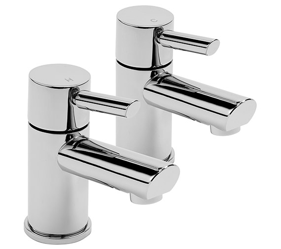 Sagittarius Rocco Pair Of Bath Taps