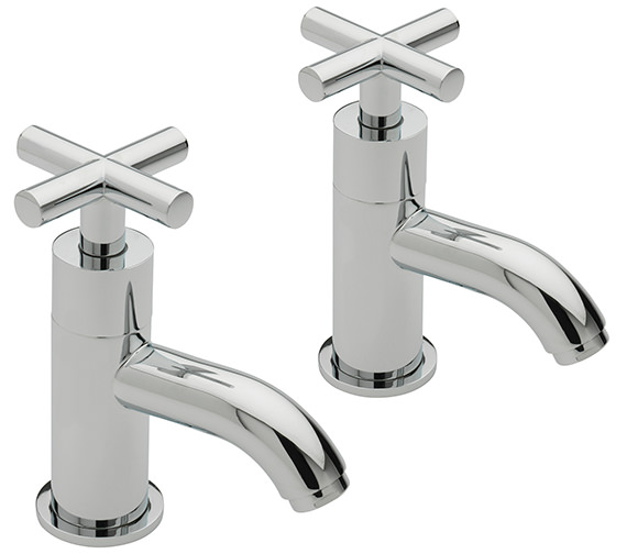 Sagittarius Avant Pair Of Basin Taps