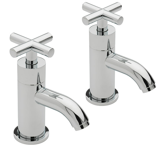 Sagittarius Avant Pair Of Bath Taps