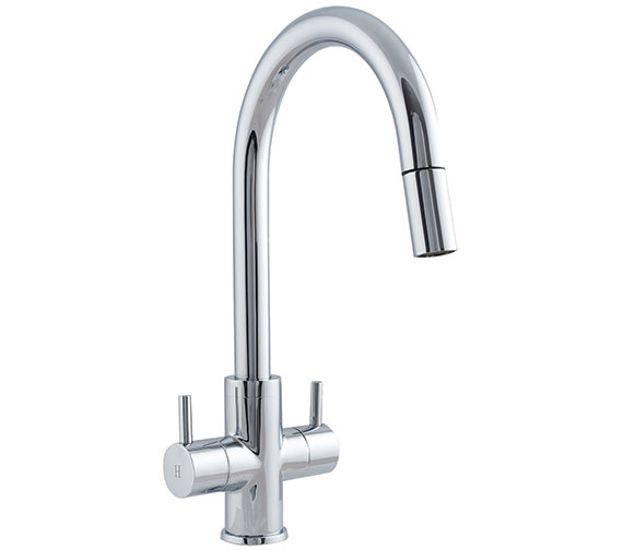 Alternate image of Astracast Shannon Monobloc Pull-Out Spray Kitchen Sink Mixer Tap
