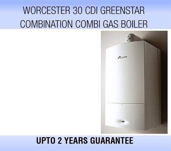 Worcester Bosch Greenstar 30CDI Condensing Boiler Image