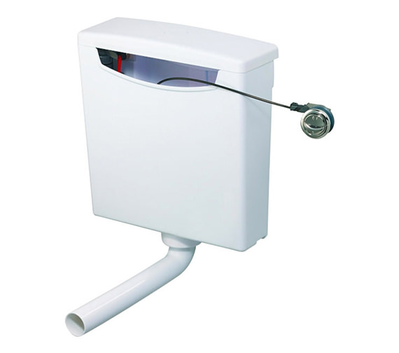 Jolly Tank Concealed Cistern - 50717354