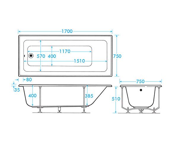 Technical drawing QS-V59925 / AB0265