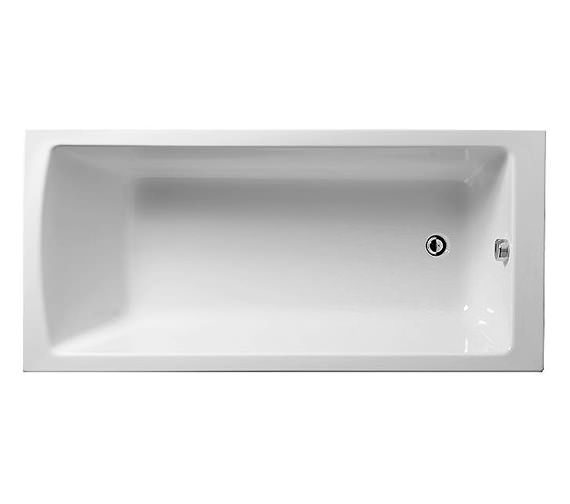 VitrA Neon Standard Single Ended Bath 160 x 75cm - 52660001000
