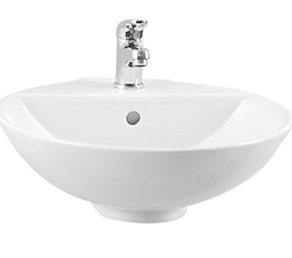 VitrA 455 x 460mm Countertop Basin