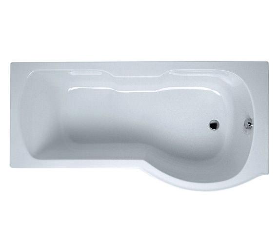 VitrA Optima Right Handed Bath 1700 x 700mm - 52420001000