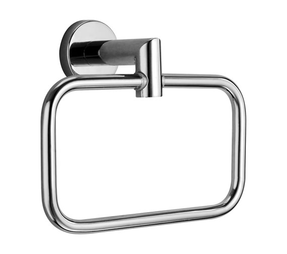 VitrA Minimax Towel Ring Chrome - A44783EXP