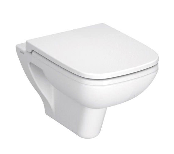 VitrA S20 Wall Hung WC Pan With Seat