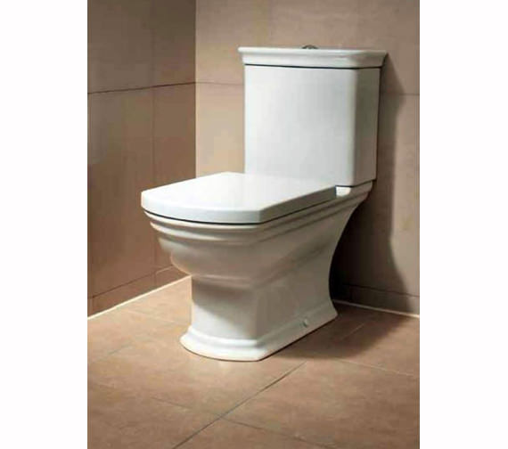 VitrA Serenada Close Coupled WC With Cistern