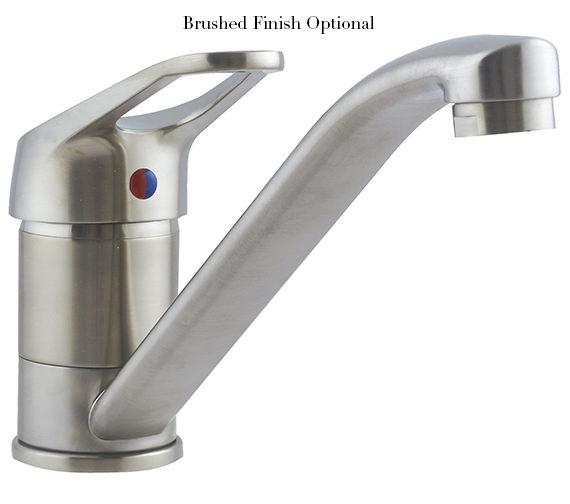Alternate image of Astracast Finesse Monobloc Single Lever Kitchen Sink Mixer Tap