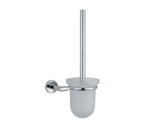 VitrA Minimax Toilet Brush Holder Chrome