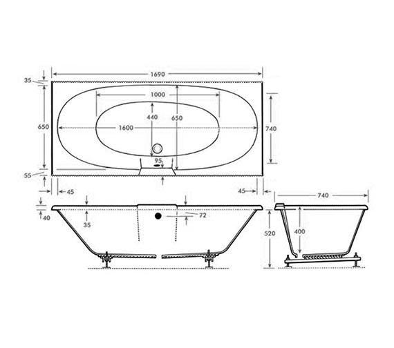 Technical drawing QS-V999963 / Trojan - QS-999963