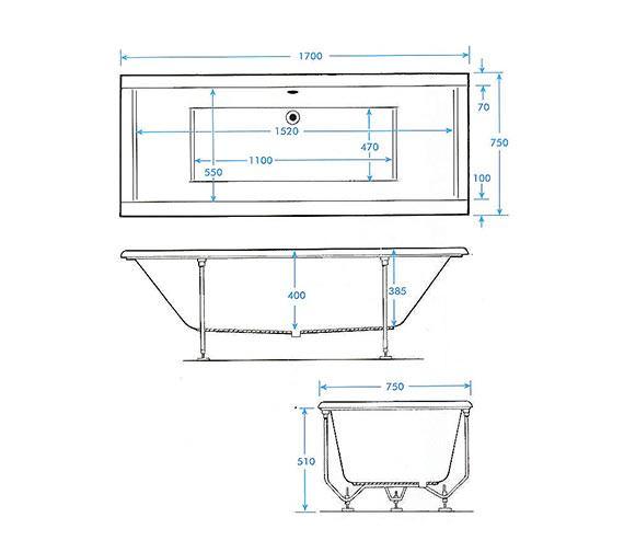 Technical drawing QS-V41094 / Trojan - QS-V41094