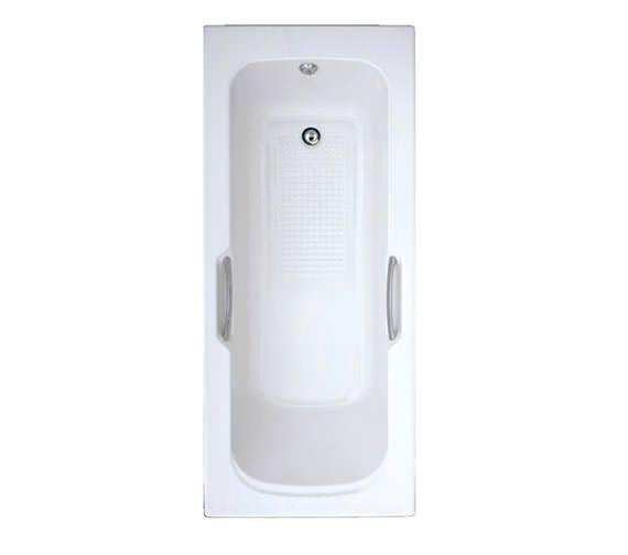 Trojan Granada II Twin Grip 8mm Single Ended Bath 1700x700mm