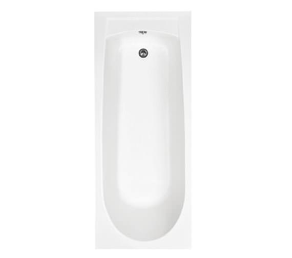 Trojan Java Single Ended Bath 1700 x 700mm White