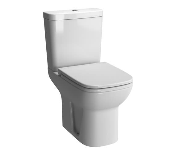 VitrA S20 Close Coupled WC Pan With Cistern