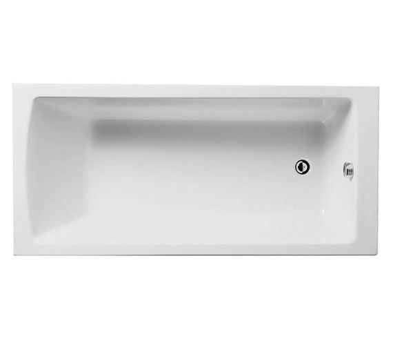 VitrA Neon 1600 x 700mm Single Ended Rectangular Bath