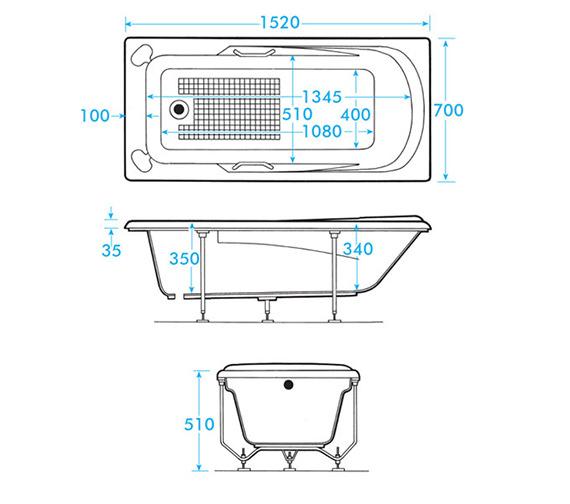 Technical drawing QS-V59916 / AB0101