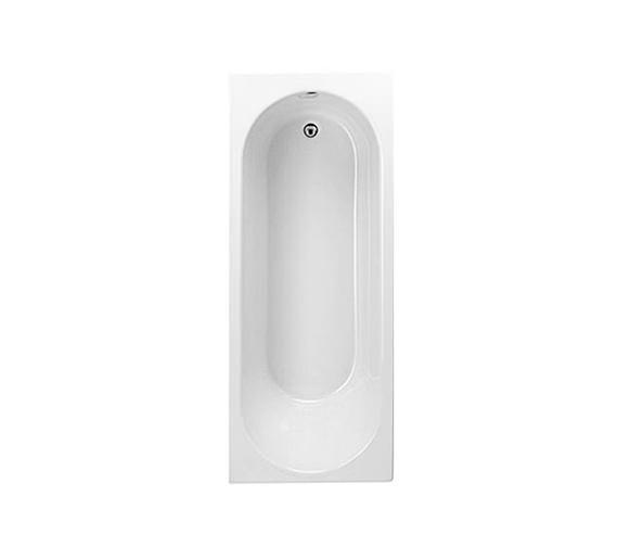 Trojan Cascade White Single Ended Bath 1500 x 700mm - NTH