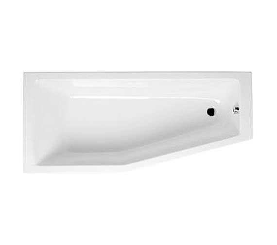 VitrA Neon Right Handed Space-Saver Bath 170x75x50cm - 52760001000