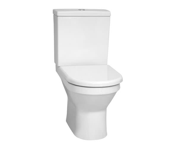 VitrA S50 Close Coupled 650mm WC Pan