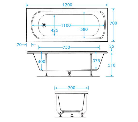 Technical drawing QS-V59919 / AB0280