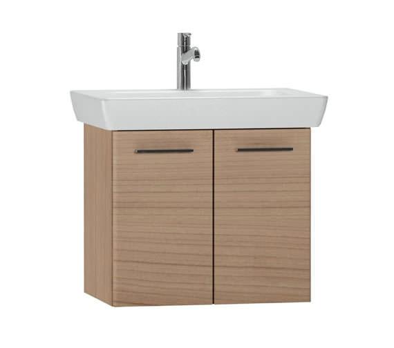 VitrA S20 650 x 460mm Vanity Unit And Basin