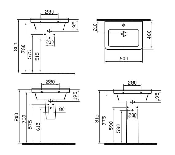 Technical drawing QS-V59693 / 5310L003-0999