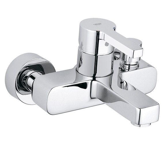 Grohe Lineare Exposed Wall Mounted Bath Shower Mixer Tap - 33849000