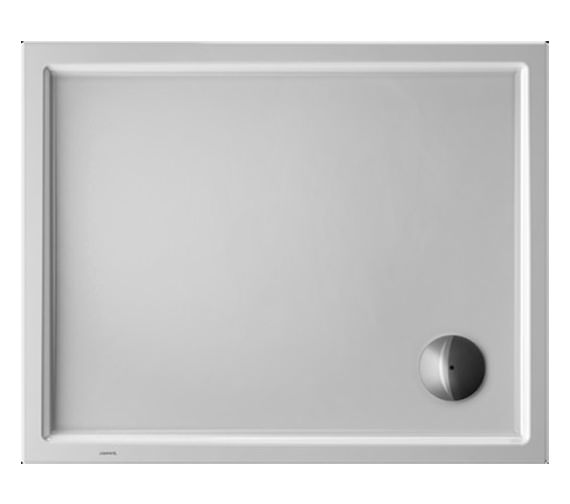 Duravit Starck Slimline 1000mm Length Shower Tray