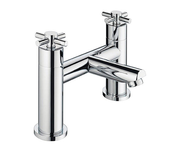 Bristan Decade Bath Filler Tap Chrome - DX BF C