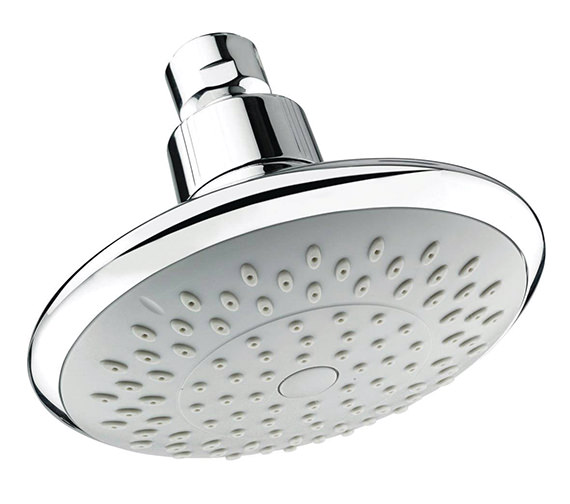Bristan Contemporary Chrome Showerhead - 760955CP