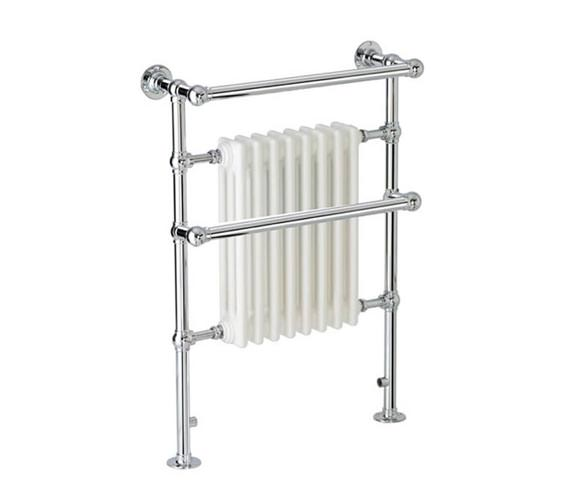 Apollo Ravenna Plus 695 x 955mm Traditional Towel Warmer - TBJR6