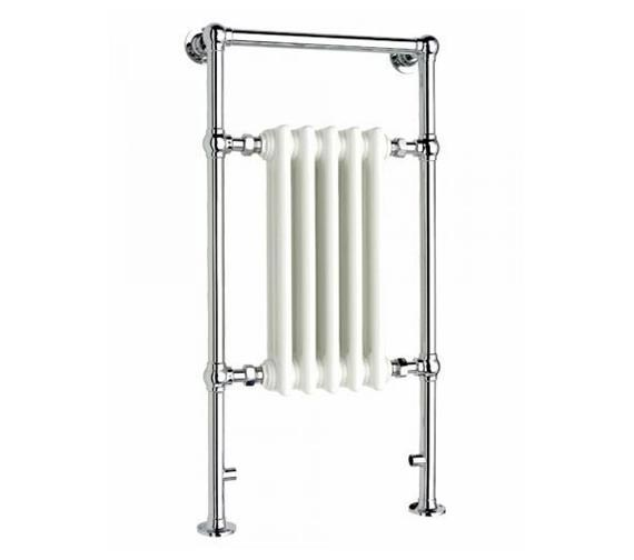 Apollo Ravenna Plus Traditional 955mm Height Towel Warmer