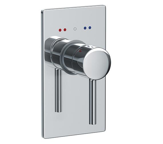 Abode Euphoria Concealed Shower Mixer Valve - AB2210