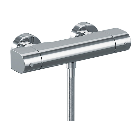 Abode Euphoria Thermostatic Bar Shower Valve - AB2105