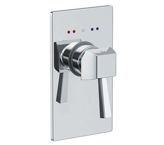 Abode Euphoria Concealed Shower Mixer Valve - AB2215
