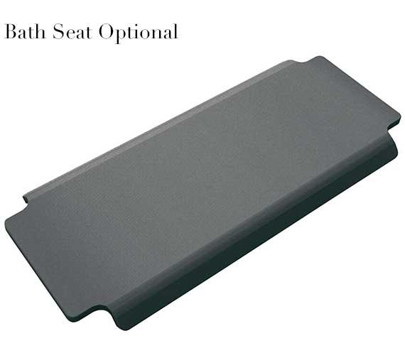 Additional image of Twyford All 1700 x 750mm Rectangular Acrylic Bath TA8500WH