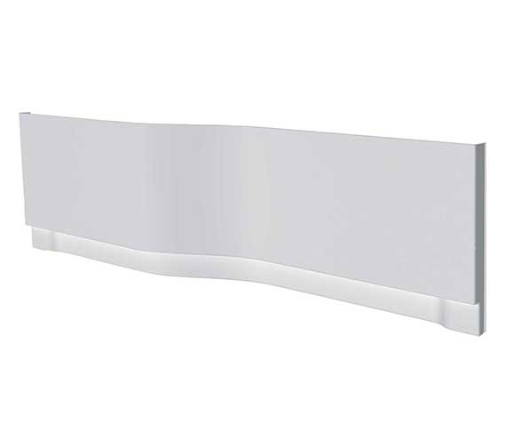 Twyford All Offset Family Bath Front Panel 1700mm - Left Hand