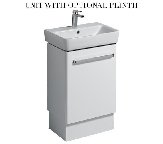 Alternate image of Twyford E200 500mm Unit White