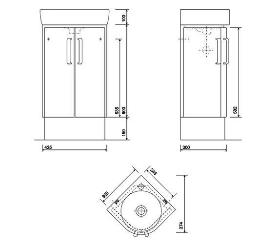 Technical drawing QS-V10282 / E20101GY