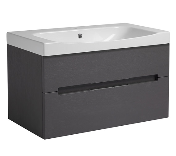 Roper Rhodes Diverge Wall Mounted Vanity Unit