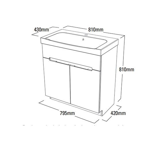 Technical drawing QS-V4138 / DIV6FCE