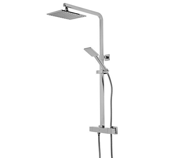 Roper Rhodes Event Square Dual Function Diverter Shower System - SVSET31